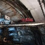 پراب دریل و تزریق در تونل انتقال آب بازی