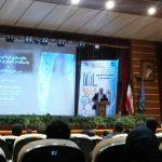 زمین سنجش رایان در سومین کنفرانس بین المللی سازه های نوین